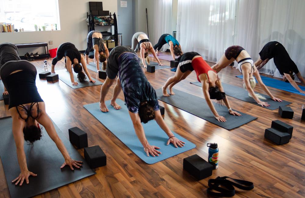 Zen yoga mill spring